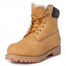 Зимние ботинки Timberland с мехом
